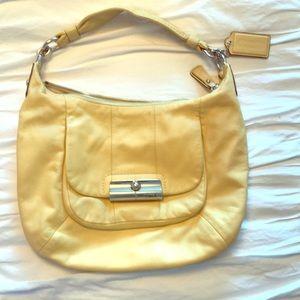 Coach 16808 Kristin Leather Hobo shoulder bag